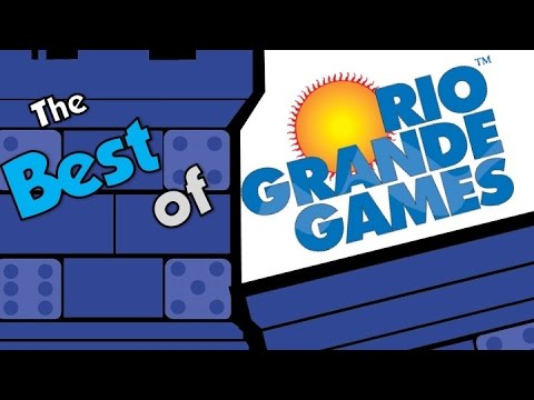 The Best of Rio Grande Games
