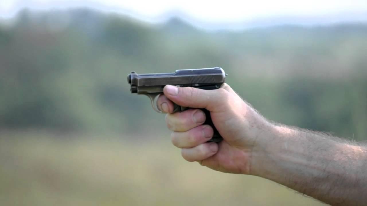 Shooting the Beretta 418 (Bantam) in 25acp