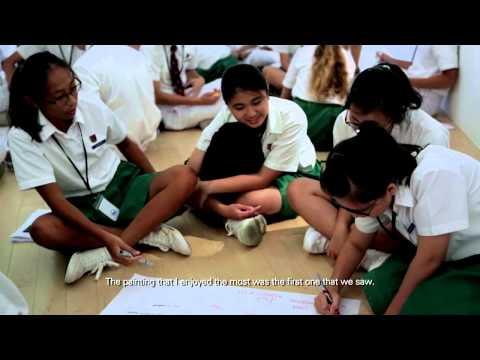 British Council Creative Education programme sponsored by Prudential
