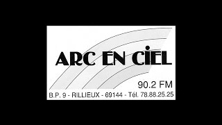 [ITW + MIX] Laurent Fournier sur Radio ARC EN CIEL par Olivier Verse - 1992
