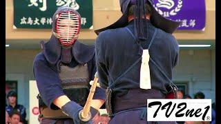 Kendo 筑波大×法大 (決勝)全日本学生剣道優勝大会2013-1104