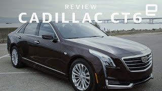 Cadillac CT6 plug-in hybrid Review