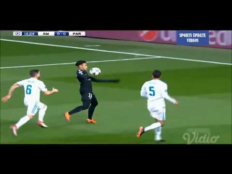 FULL REPLAY GOLL REAL MADRID VS PARIS SAINT GERMAN