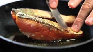 The Saucy Fish Co. Honey Glazed Salmon Recipe