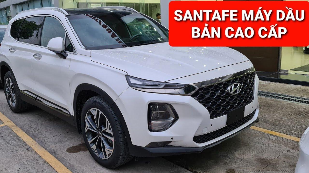 ✅ Giới thiệu chi tiết Hyundai Santafe Máy Dầu Cao Cấp 2020, máy dầu quá êm ☎️[0868.11.75.75]