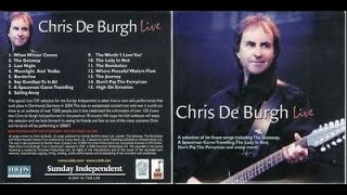 Chris de Burgh - Chris de Burgh Live (audio)