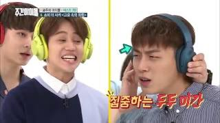 [160706] [Vietsub] Weekly Idol EP 258 BEAST Teamwork Part 1 (Softsub)