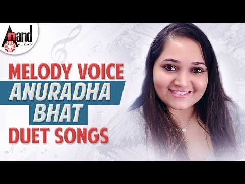 Melody Voice Anuradha Bhat Duet Songs | Kannada Audio Jukebox 2018 |