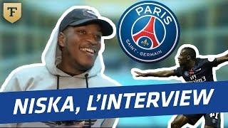 L'interview foot du rappeur Niska