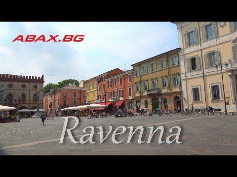 Ravenna, Italy 4K travel guide bluemaxbg.com