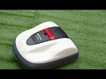 The robot lawn mower to take care of your yard work