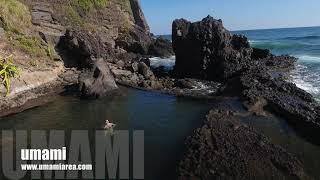 Umami Coffee Camp video clip - THE BEACH EL SALVADOR