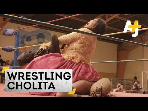 The Wrestling Cholita