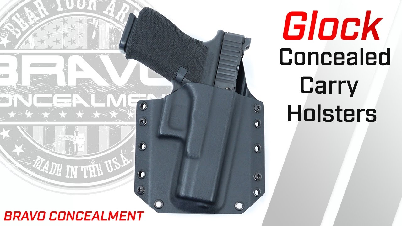 Glock 43 Holsters | Concealed Carry Kydex Holsters for 43