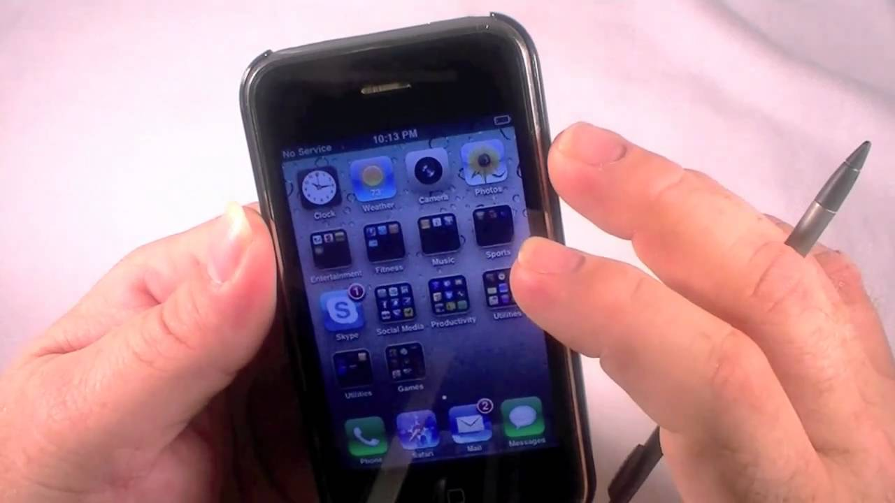 iphone 3gs hard reset youtube rh youtube com iPhone 3G App Sore iPhone 3G Home Button Press to Hard
