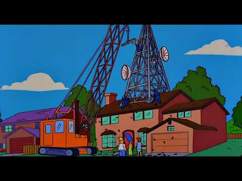 The Simpsons's Rubik Cube clue leads to HAARP IN ORLANDO? DOES this make sence?