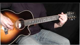 Video How to Play Simple Man Lynyrd Skynyrd  - Acoustic Guitar Lesson download MP3, 3GP, MP4, WEBM, AVI, FLV Juni 2018