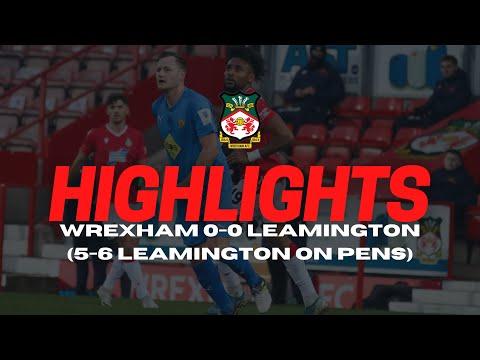 Wrexham Leamington Goals And Highlights