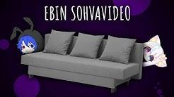 Kootaan loistava Ikean sohva ft.Persikka