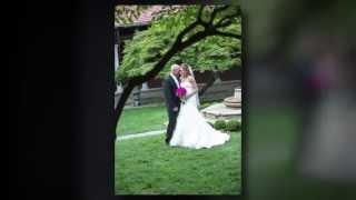 Dayton art institute wedding Montage Tina + Chris