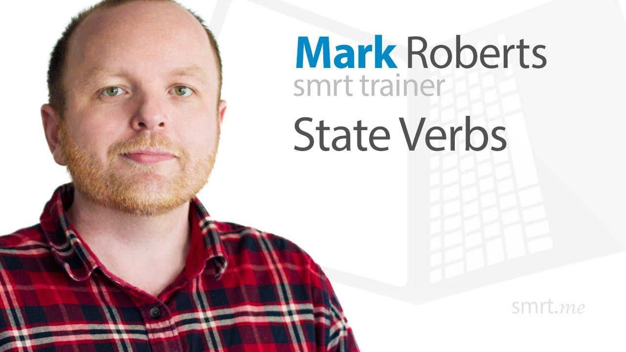 State Verbs