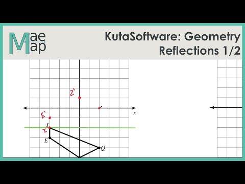 KutaSoftware: Geometry- Reflections Part 1