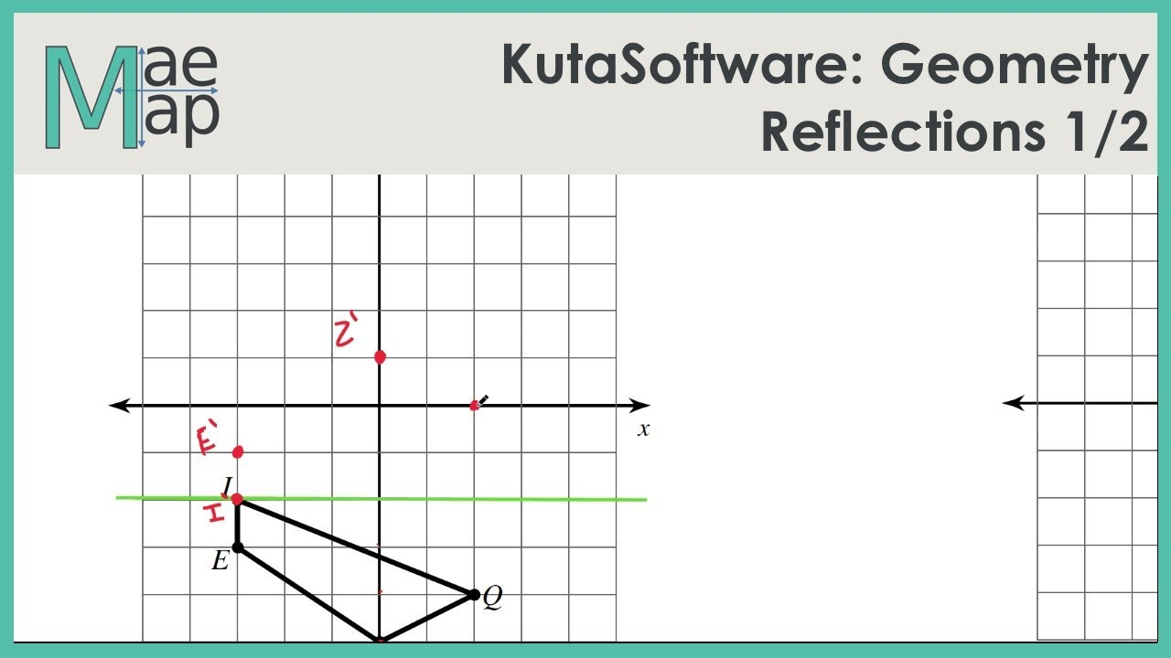 KutaSoftware: Geometry- Reflections Part 1 - YouTube