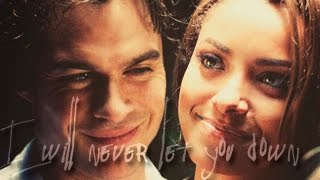 Damon & Bonnie ► I will never let you down [+6x05]