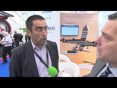 Air Partner PLC, SPE Offshore Europe 2015
