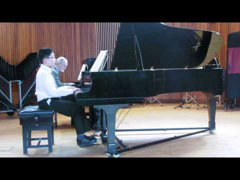 1st Movement of Haydn's Piano Concerto in D Major - Alexander Shen