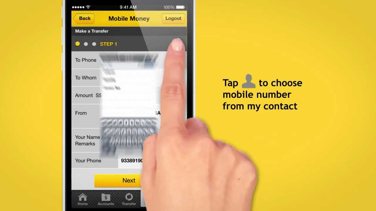 Maybank Mobile Money Youtube