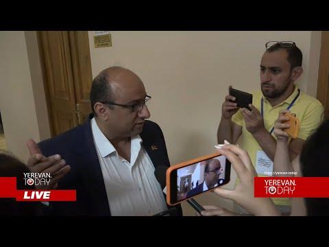 Տեսանյութ.Վահե Ղալումյանը չի բացառում, որ Հայաստանի և Ադրբեջանի միջև հողեր փոխանակվեն