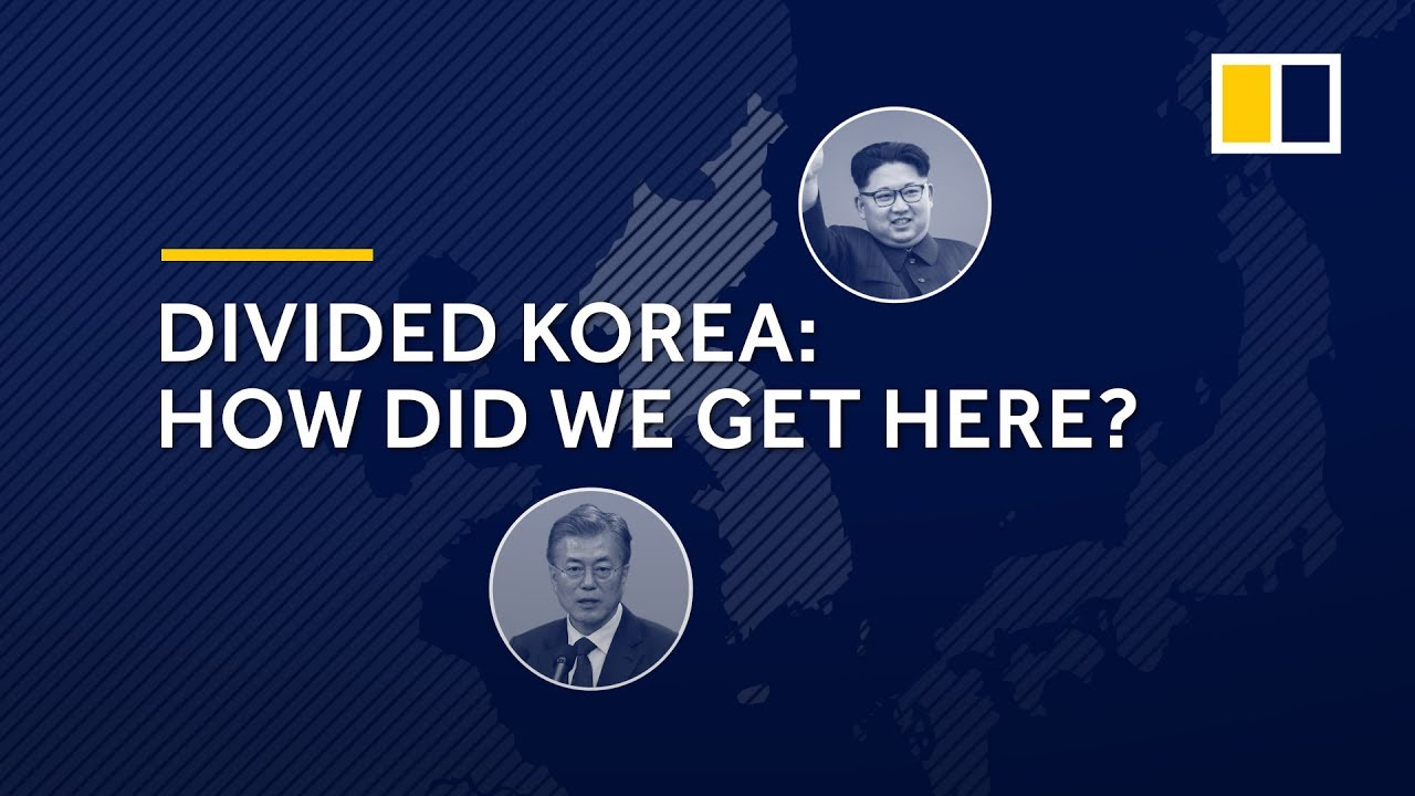 How Did North And South Korea Become Divided Youtube