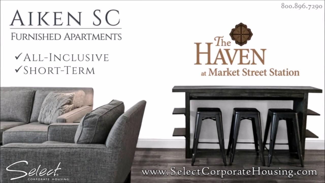 Haven At Market Street Station   Furnished Apartments In Aiken SC