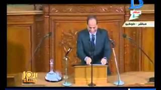 بالفيديو.. الإبراشي يكشف سبب عدم مصافحة رئيس البرلمان الياباني للسيسي