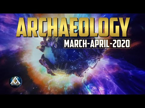 Archaeology 2020 - March & April from YouTube · Duration:  20 minutes 15 seconds
