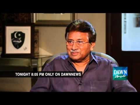 Exclusive Interview of Parvez Musharraf