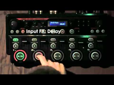 Boss RC-505 Loop Station Introduction by Dub Fx