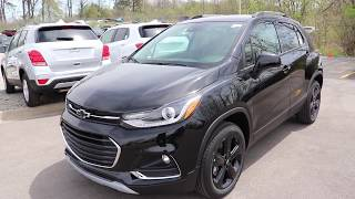 2018 Chevy Trax Premier Walk Around