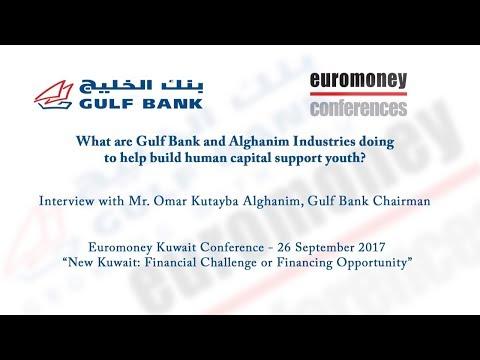 Omar Kutayba Alghanim discusses New Kuwait at the Euromoney