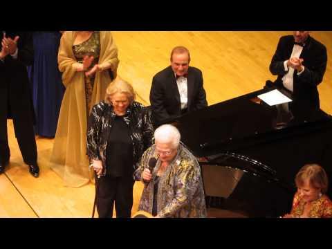 Marilyn Horne's 80th birthday
