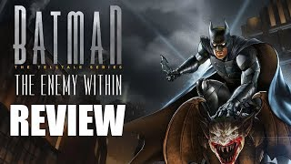 batman: The Enemy Within Full Season Review - The Final Verdict