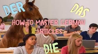 German Article Rules, (der die das online)(der die das finder)