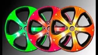 Порошковая окраска дисков . Бизнес идея.