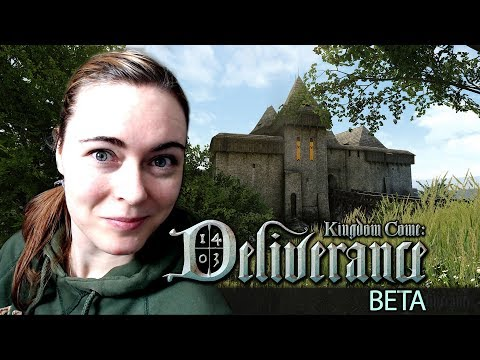 (Steal ALL The Cheese!) Kingdom Come: Deliverance | BETA Let's Play / Walkthrough