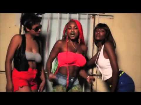 KK Holliday (Female Jamaican Rapper) - Leggo