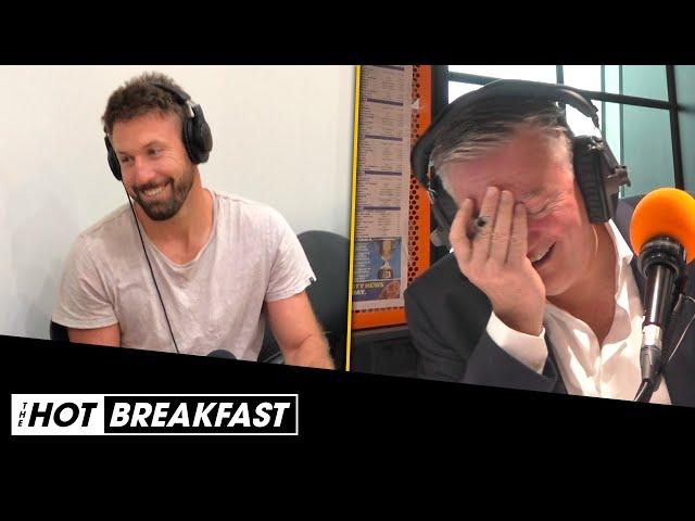 Cale Hooker Joins The Hot Breakfast | Triple M