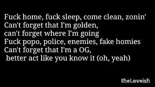 A$AP Rocky - Fukk Sleep ft. FKA twigs Lyrics