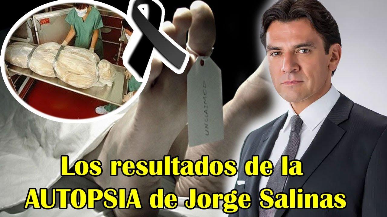 Se revelaron los resultados de la AUT0PSIA de Jorge Salinas, haciendo temblar a todos