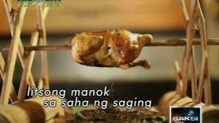 Midnight Express: Litsong Manok sa saha, paboritong pagkain ni Gat Andres Bonifacio